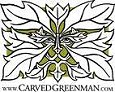 Carved Greenman