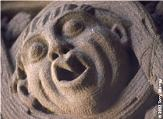 Toronto grotesque carving